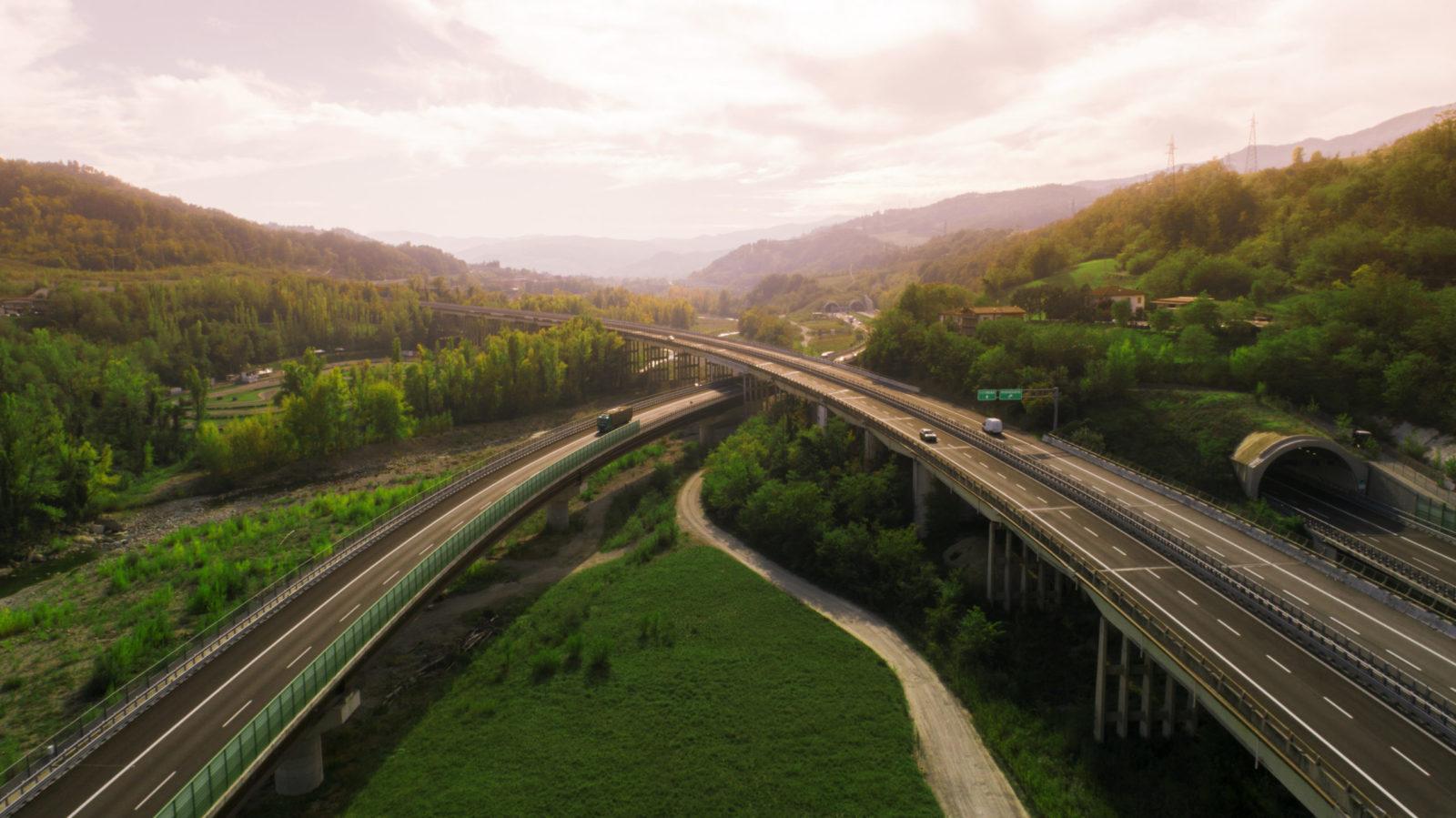Autostrade per l'Italia: sale di controllo H24 all'avanguardia, AV over IP