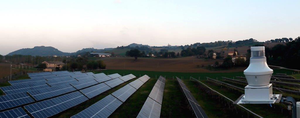 La soluzione definitiva per la protezione di impianti fotovoltaici con l'utilizzo del Thermal Radar